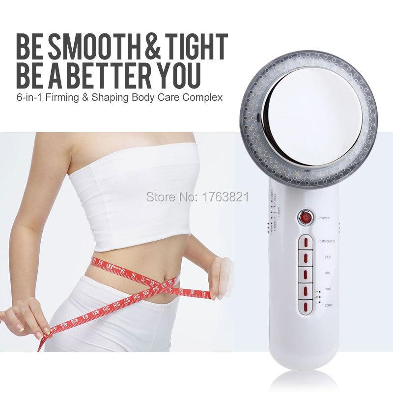 White ZHF-CM-8 NEW Multifuntional Beauty Machine burn fat to lose weight beauty salon equipment(China (Mainland))