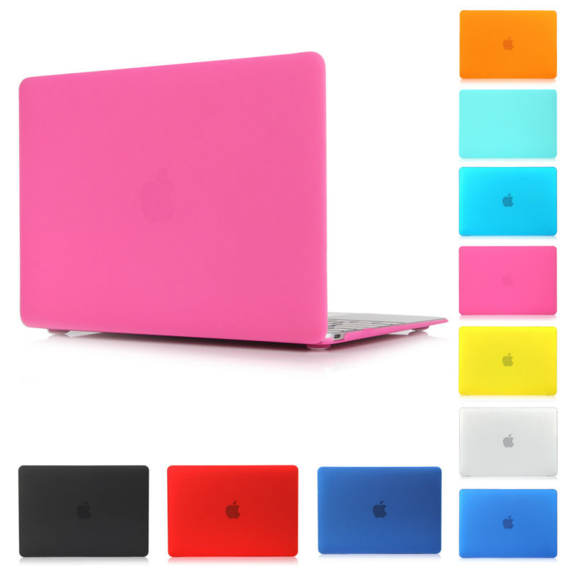 Good Quality Rubberized Matte Case Cover For MacBook Air 11 A1465/A1370 New MacBook Air 12 13 A1466 A1369 Laptop accessories(China (Mainland))