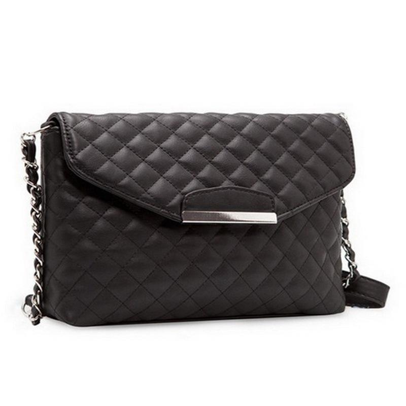 2015 Fashion Crossbody Bag Woman Handbag Women Messenger Bag Small Designer Pu Shoulder Bags Women Leather Handbag High Quality(China (Mainland))