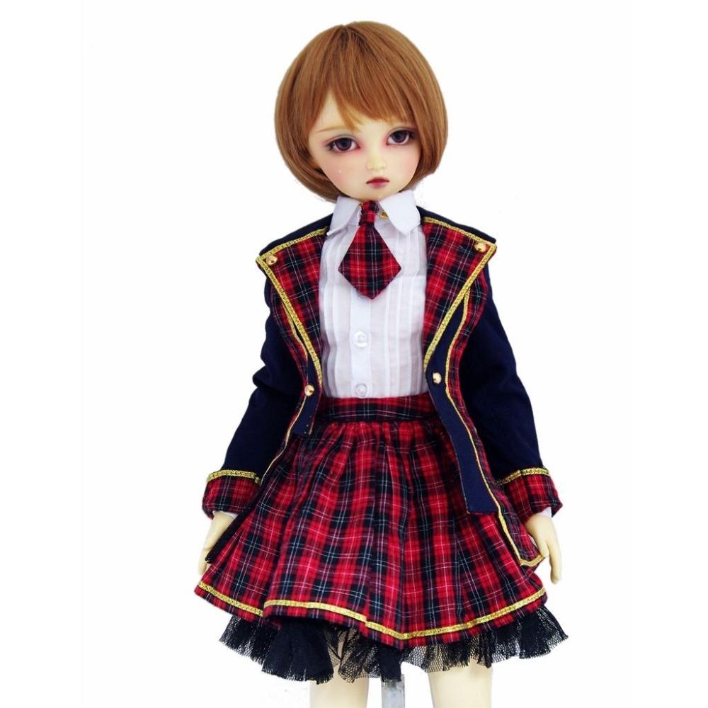 [wamami] 300# Hot School Uniform/Suit/Outfit For 1/3 SD AOD DOD BJD Dollfie<br><br>Aliexpress