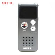 GIEFTU Voice Recorder 8GB Brand Spy Mini USB Flash Digital Audio Voice Recorder 650Hr Dictaphone MP3 Player(China (Mainland))