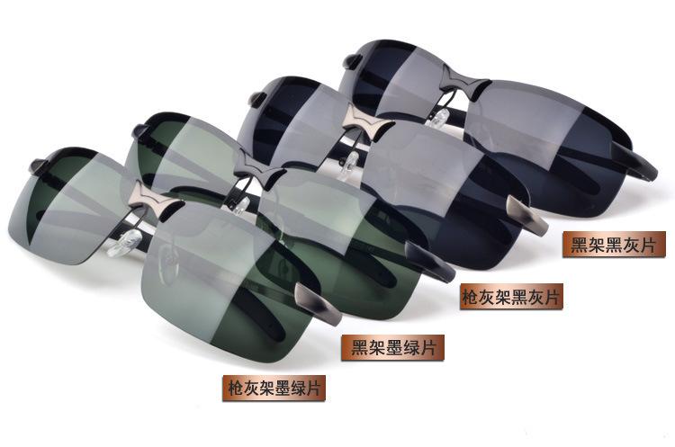 2015 Hot Polaroid Sunglasses Men Polarized Driving Sun Glasses Mens Brand Designer New Fashion Aoron Male - HongKong HuaTianTechnology Ltd . store