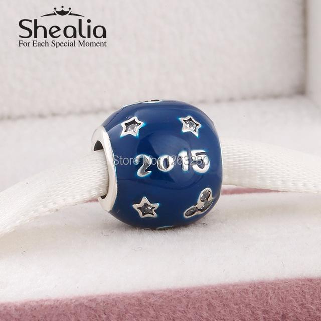 Весна комикс мышь star подвески-талисманы с прозрачный cz 925 чистое серебро ювелирные изделия подходит своими руками браслеты SH0659
