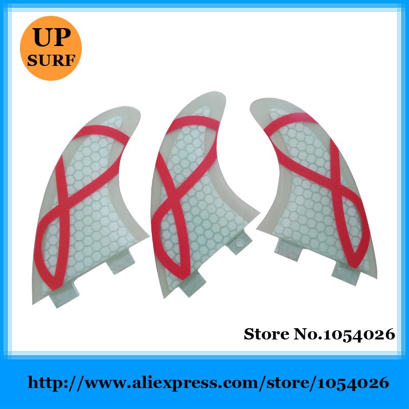 Free Shipping FCS Fins Honeycomb G5 Fins Good Quality Surfboard Fins<br><br>Aliexpress
