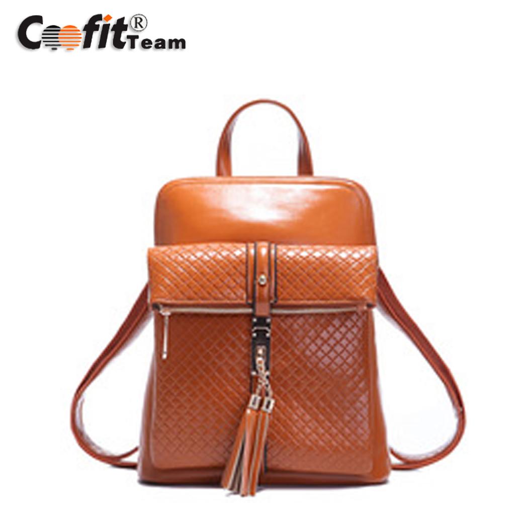 Fashion Retro Woven Pattern Multifunction Backpack Handbag Shoulder Bag High Quality Ladies Bags Designer Women Backpack<br><br>Aliexpress