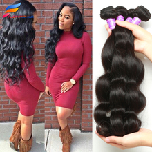 8A Mink Indian Virgin Hair Body Wave 3Pc/Lot 100% Unprocessed Virgin Human Hair Weaving Raw Indian Body Wave Virgin Hair Bundles(China (Mainland))