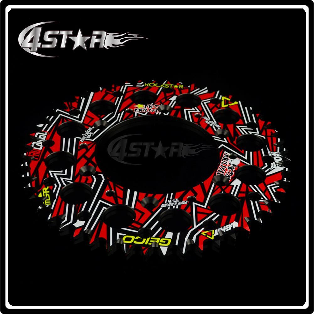 Звездочка для мотоциклов 4 star CNC 7075 CR125R CR500R CRF250R CRF450R CRF450X XR250 XR400R XR600R XR650R Euduro 270mm motorcycle front wavy floating brake disc rotor for honda cr125 cr250 crf230 crf250x crf250r crf450r crf450x