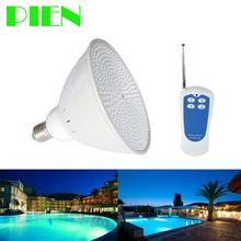 Par56 RGB LED Swimming Pool Light Bulb E27 12V 120V 220V for Pentair Hayward Fixture 18W 24W 35W 40W aquarium IP68 Freeshipping(China (Mainland))