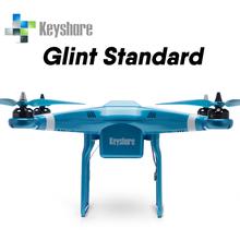 Original Keyshare Glint Standard 2.4G 7CH Professional RC Quadcopter Drone Brushless Motor GPS Mode vs DJI Phantom 3 Free Ship