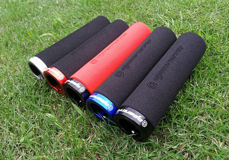bicycle bike grips lock mountain bike cycling grip mtb handlebar grips grips to bike bicycle handle bicycle parts(China (Mainland))