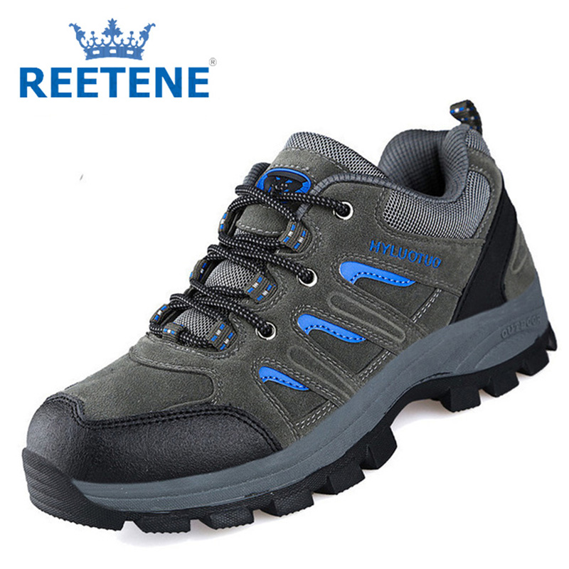 Breathable Casual Shoes Men Fashion Mens Trainers Luxury Branded Designer Male 2016 New Zapatillas Hombre - REETENE store