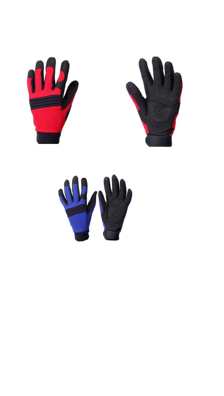 Garden and Tool glove Palm:micro-fibric Back:ottoman fabric Cuff:rubber band(China (Mainland))