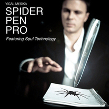 High Quality Spider Pen Pro / close-up street professional magic trick product / wholesale free shipping(China (Mainland))