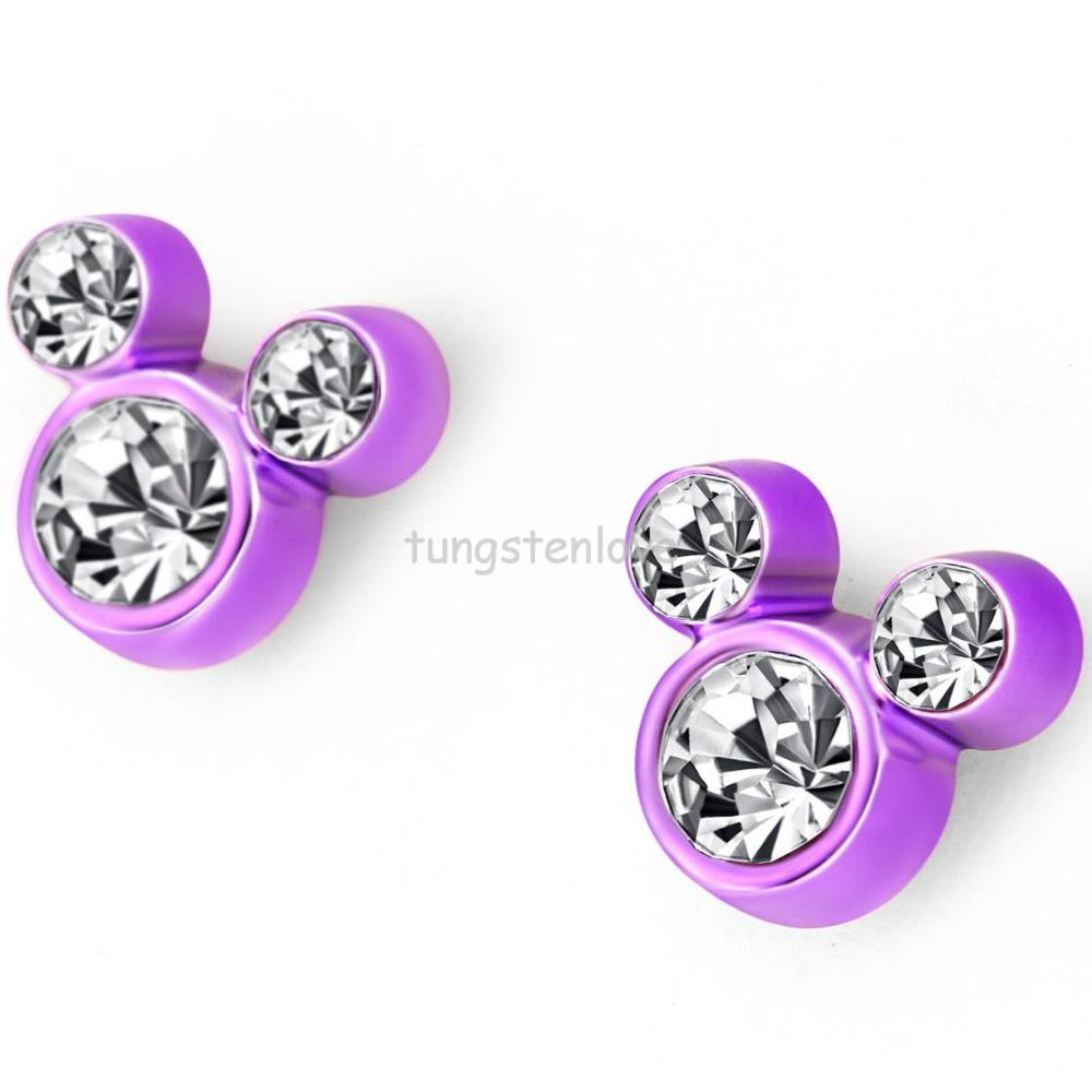 Magnetic Earrings For Girls Collection