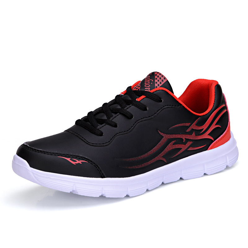 High Quality Sneakers Plus Size 39-45 Fashion Flats / Sporting Shoes Breathable Men Sport&walking Shoes Men's Running Shoes