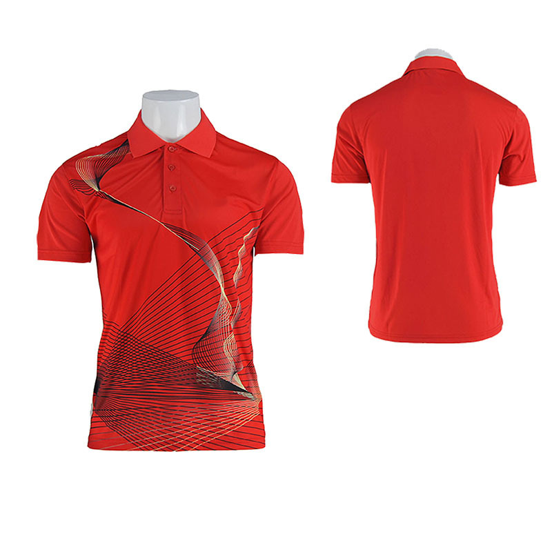 2015 New Men Golf Classic polos loose gradient 3D printing POLO Shirt Short Sleeve casual Sports Shirt Tops plus size(China (Mainland))