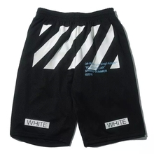 Super Perfect  OFF WHITE Pyrex C/O Virgil Abloh Sport Shorts Kanye West Casual Shorts with tag(China (Mainland))