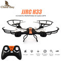 Newest RC 4CH Quadcopter JJRC H33 2 4G 6Axis Gyro Mini drone with Led light Headless