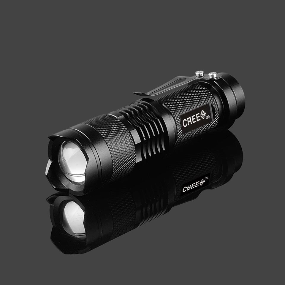 Гаджет  2015 Newest Waterproof LED Flashlight High Power 2000LM Mini Spot Lamp 3 Models Zoomable Camping Equipment Torch Flash Light None Свет и освещение