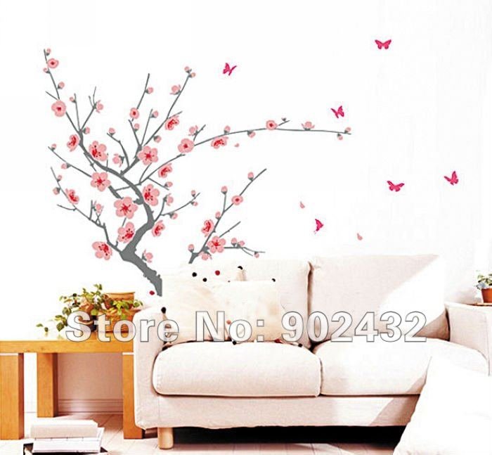 Buy Big Size Vinyl Wall Stickers Home