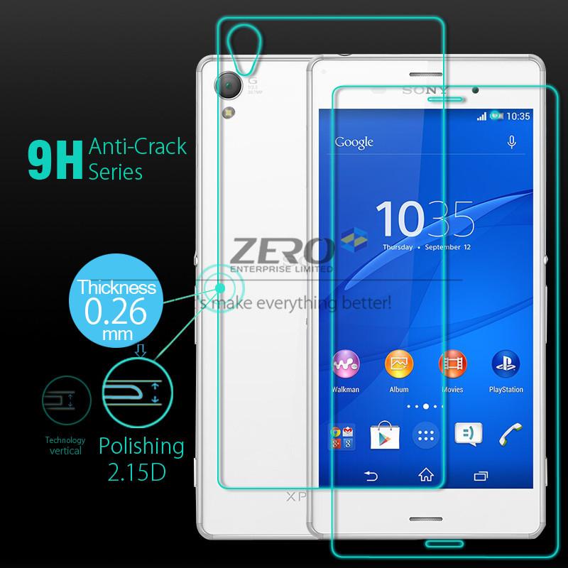 все цены на Защитная пленка для мобильных телефонов Sony Xperia Z3 D6603 9H & Xperia Z3 /2 онлайн