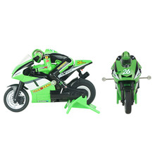 3CH 2.4G 1:20 High Speed Stunt Mini RC Remote Control Racing Motorcycle BIKE RTR Motorcycle Stunt(China (Mainland))