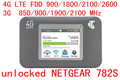 unlocked aircard ac782s 4g lte aircard sierra 782 router 4g wifi router with gps Mobile Hotspot