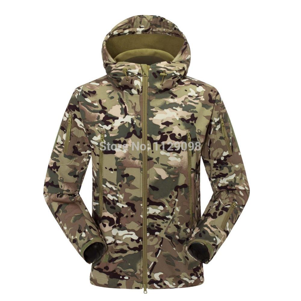 Men Lurker Shark Skin Soft Shell TAD V 4.0 Outdoor Tactical Military Jackets Waterproof Sports Army Clothing Jacket Pants