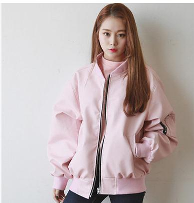Popular Pink Spring Jacket-Buy Cheap Pink Spring Jacket lots from