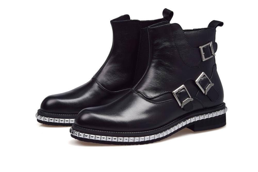 High Quality Mens Designer Dress Boots Promotion-Shop for High ...