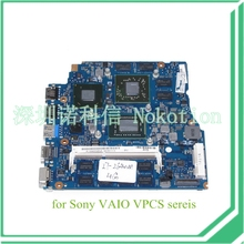 A1846585A Motherboard for Sony VAIO VPCSB VPCSA VPCSC Main board 1P-0117201-A012 CPU SR043 I7-2640M 4GB memory 100%test(China (Mainland))