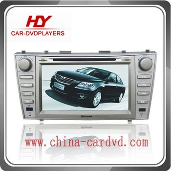 Special car dvd for Toyota Camry with gps,bluetooth