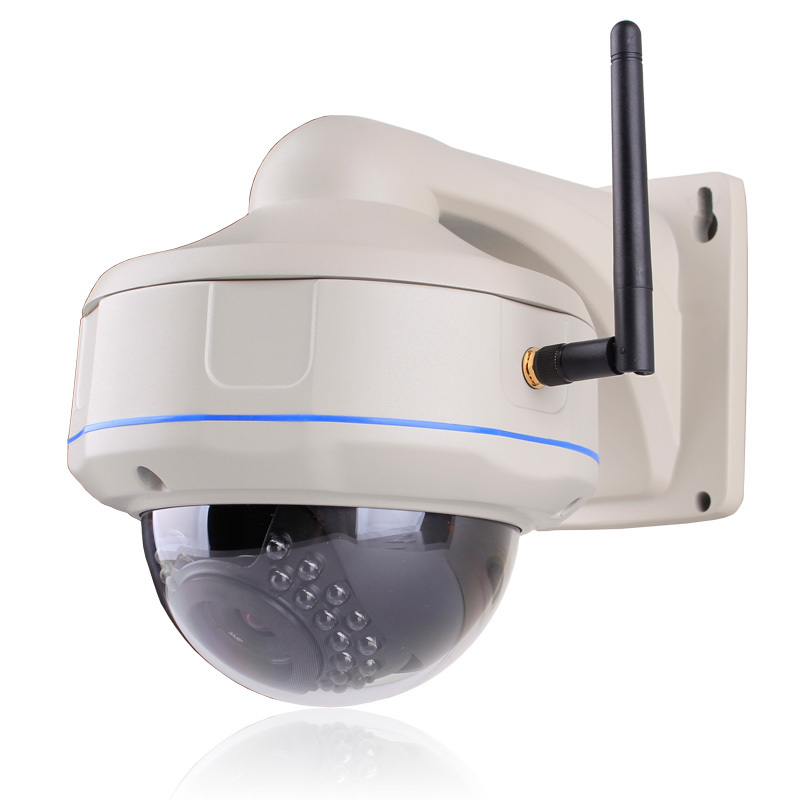 2015 Sale IP Camera Security Home Alarm Wireless Video Recorder Waterproof HD CCTV Wifi Surveillance Camera(China (Mainland))