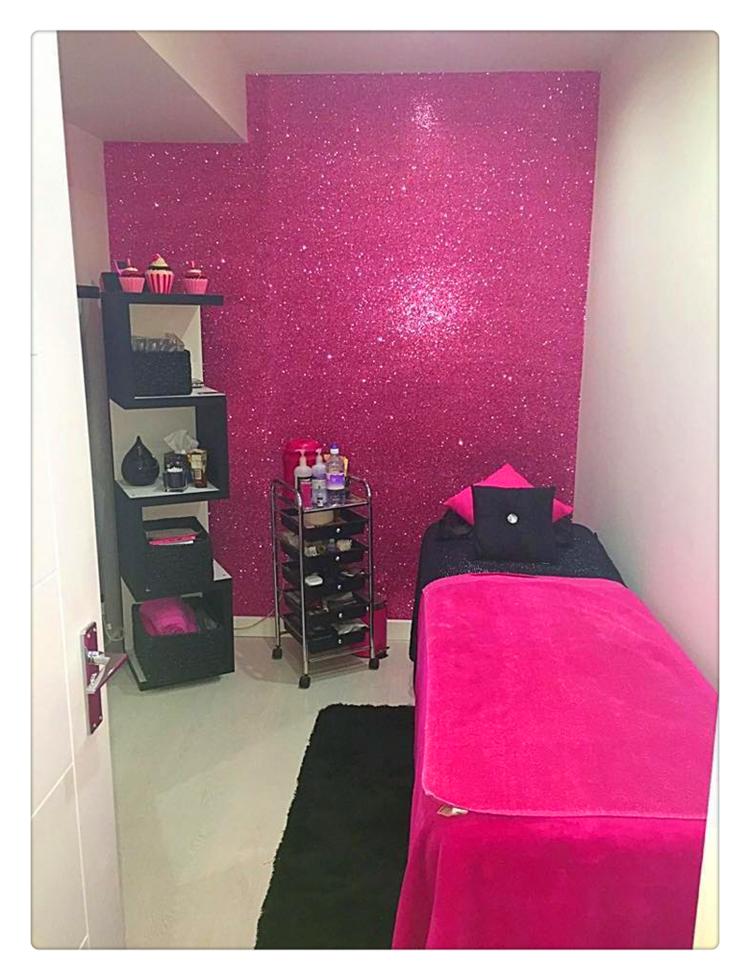 Glitter wallpaper for bedroom for Glitter wallpaper for bedroom