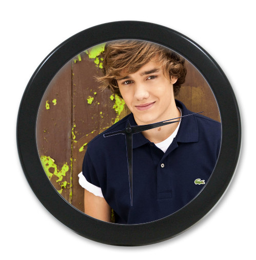 Original Home Decoration Customized One Direction Elegant Wall Clock Modern Design Watch Wall Free Shipping(China (Mainland))
