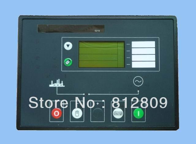 Generator Controller DSE5210,with high quality Free fast shipping by dhl,tnt ,ups(China (Mainland))