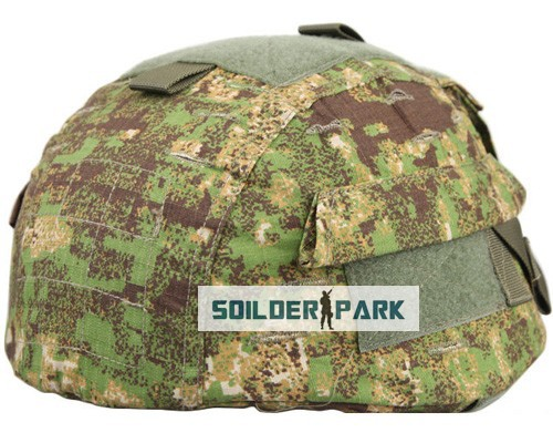 Military Tactical Helmet Cover for MICH 2002 Ver2 Outdoor Airsoft Combat Greenzone/Sandstorm/Badland Helmet Cover Free Shipping(China (Mainland))