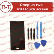 Oneplus two LCD Screen Original LCD Display+Touch panel Digitizer Replacement For 1920X1080 FHD 5.5″ oneplus 2 cellphone