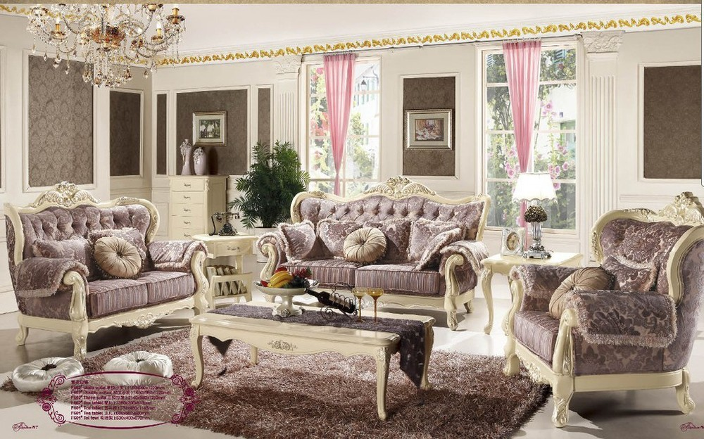 New Listing Romantic French Luxury European Style Living