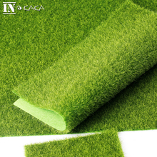 30*30cm Micro Landscape Fairy Garden Decoration Simulation Artificial Moss Fake Moss Eco Bottle Lawn Grass Turf DIY Accessories(China (Mainland))