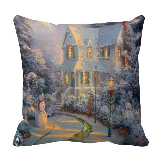 45cmX45cm New Design Decorative Throw Pillow Case Sofa Car Cotton Linen Seat Cushion Cover Western Oil Painting Pillowcase(China (Mainland))