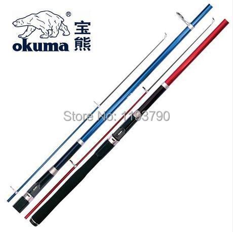 Fishing rods distance throwing rod lure rod carbon lake river MFG 300 3.0M for okuma fish(China (Mainland))