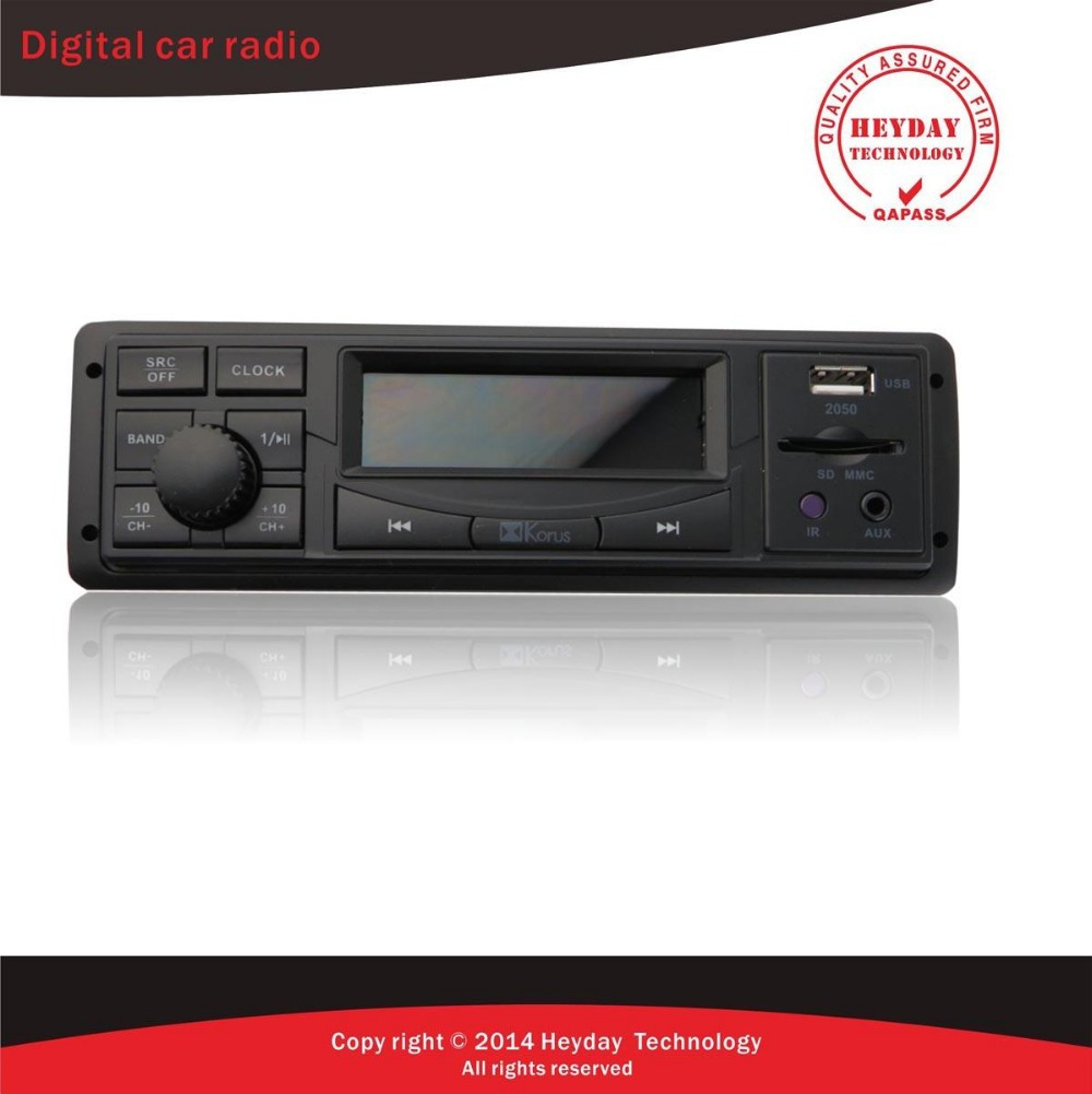 Здесь можно купить  car mp3 player with USB/SD/AUX in  Автомобили и Мотоциклы