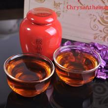 High Quality 60pcs Chinese new year gift tea cream puers chagao jasmonic flavor Gift Packing Pu
