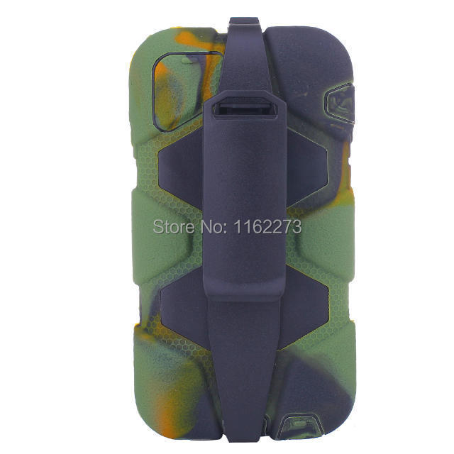 Brand New Hybrid Military Duty Stand Case Cover Belt Clip iPhone 6 4.7' Inch Dustproof Shockproof Dropproof - Shenzhen Sunshine Technology Ltd., store