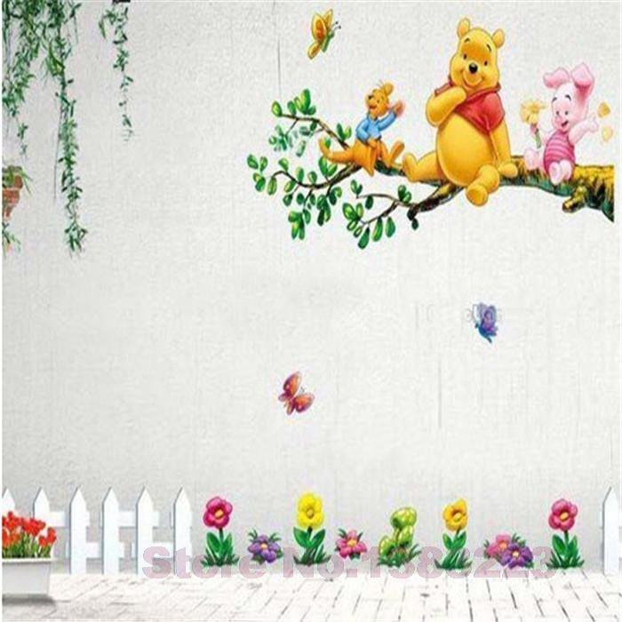 Pin decoracion winnie the pooh bebe on pinterest - Decoracion cuarto bebe ...