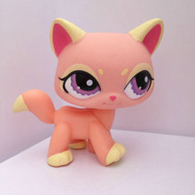 Pet Shop Animal Doll LPS Figure Child Toy Gril Cat DWA218(China (Mainland))