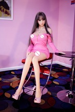 Festive Party Supplies Lifelike Sex Doll Realistic Skin with anal/oral/vagina Sexual Silicone love Dolls 100% metal skeleton(China (Mainland))