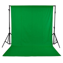 UK/US STOCK 1.6 x 3M / 5 x 10FT Photography Studio Backdrop Background Screen Durable Non-woven Black White Green for Option(China (Mainland))