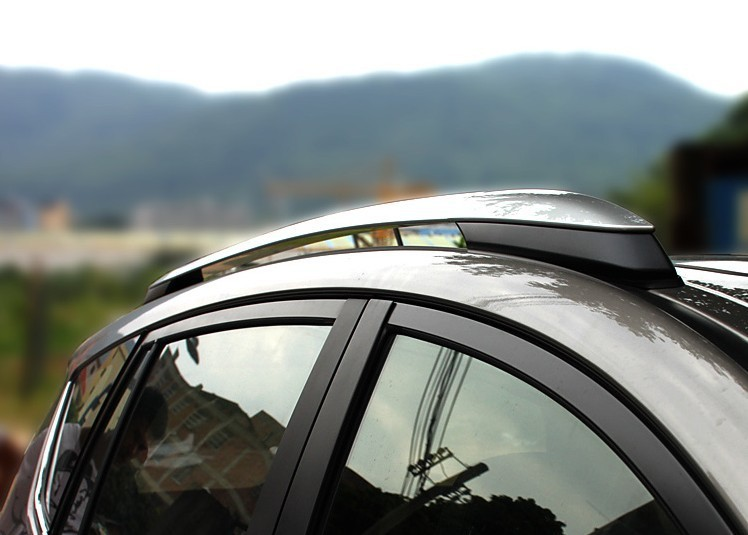 Roof Rack silver color painted Fit For Toyota RAV-4 RAV4 2013 2014 New(China (Mainland))